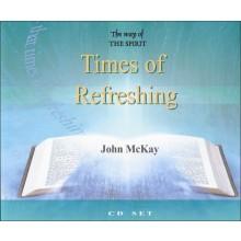 Times of Refreshing - CD set