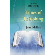 Times of Refreshing - Bible Reading Guide