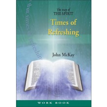 Times of Refreshing - Workbook