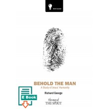 Behold The Man E-Book